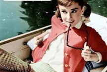 Vintage Fashion / Women's fashion from the 1940's and 1950's.