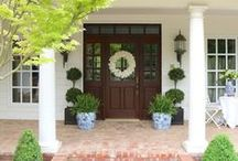 Southern Outdoor Charm