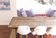 Dining Rooms / by Lauren @ A Lovely Lark