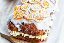 Citrus / #lemon #citrus #lime #orange #grapefruit #recipes #cake #pudding #fudge #bars #drink, etc... / by Pascale De Groof