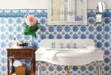 Bathrooms / by Lauren @ A Lovely Lark