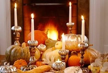 Thanksgiving Ideas / by Angie Gordon