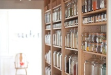Pantries, Laundries and other practical spaces / by Angie Gordon