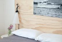 Bedrooms / by Lauren @ A Lovely Lark