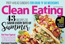 Clean Eating Magazine Covers / Talk about #TBT! Which cover is your favorite?