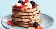 Healthy Breakfast Recipes / Your mother was right–breakfast is the most important meal of the day. So start off on the right food and load up on breakfast recipes to get you through the most hectic mornings or lazy Sunday brunches.  Choose from smoothies, egg dishes and plenty of make-ahead breakfast recipes that make it easy to eat clean.