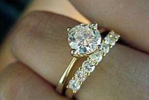 Rings be mine / by Makenzie Moore