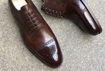 Saint Crispin's - Derbys / please browse our cataloge of half shoe models.