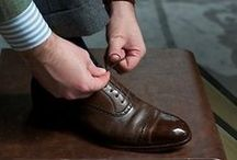 Saint Crispin's - Shoes in use