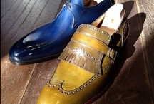 Saint Crispin's - trunk show picts