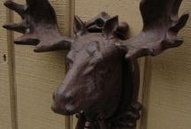 Door Knobs and door knockers / by Anita Gallagher