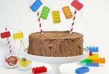 Birthday Party Ideas / by Lauren Smolen Milford
