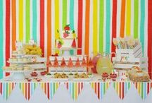 Fiesta arcoiris / Rainbow party / by FIESTAFACIL