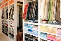 Closet & Organization Ideas / www.jsbrowncompany.com