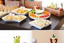 Fiesta Angry Birds / Angry Birds party / Aquí te ofrecemos ideas y sugerencias para inspirarte a dar una fiesta Angry Birds, ¡una fiesta MUY divertida, incluso si no eres adict@ al juego! Para más ideas, visita www.fiestafacil.com. / by FIESTAFACIL