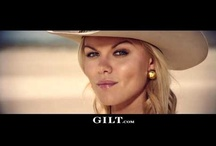 Gilt.com TV Commercial Debut / Want to know more about our TV commercial? Watch your favorite commercial moments and shop fabulous looks inspired by our television campaign. #ThatsAGoodLook / by Gilt Groupe