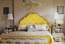 Bedrooms / by Angie Gordon