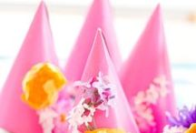 Fiesta flores / Flower party / by FIESTAFACIL