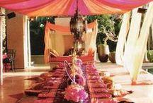 Moroccan Wedding /   / by Winsor Event Studio