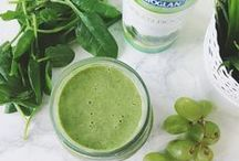 Green Smoothie Recipes / The very best Green Smoothie recipes - get the glow!