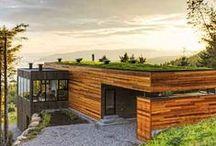 Contemporary green architecture