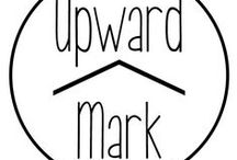 Upward Mark / Personalized Gifts