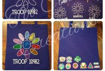 Too Cute Creations- Girl Scout gifts! / Girl Scouts