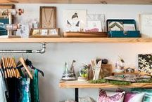 Store Displays / Great ideas to create the perfect space for your boutique