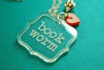 Book-Related Fashion / Let your love of the written word and worlds show through your fashion choices! :) / by Katie Tuccelli