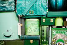 green with envy / by Modern Charm