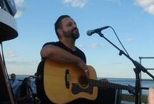 Justin and Blue October ♥♥ / Justin Furstenfeld from Blue October / by Kim Richards-Smith