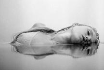 """Reflection / """"Is mirror, all that is worthy of contemplation"""" """"Est miroir, tout ce qui est digne de contemplation""""  Vincent de Beauvais. / by Lili Wo"""