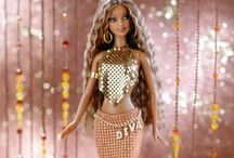 Barbie Dolls-Part 1 / Over 100 Pins. / by Diana Brown-Meyer