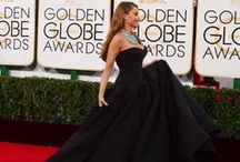 Red Carpet Glam / Just added are the best of the best from the Golden Globes 2014  / by HUDSON Jeans