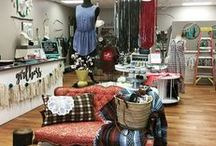 Modern Charm / Small Boutique in Terre Haute, Indiana. I carry Handmade items from Makers and Artist from around the US.