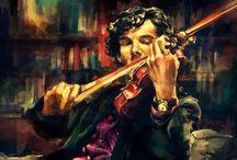I am Sherlocked... / by Sydne Parker