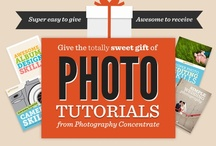 Give The Gift Of Photography Knowledge! / Do you have a special photographer in your life? Well what could be a more awesome gift than a tutorial that helps them improve their skills, and enjoy better photos forever?! Not much!  HOW TO BUY A TUTORIAL AS A GIFT  Step 1) Take a peek at the tutorials and find one (or a few!) that could help your photographer.  Step 2) Purchase the tutorial using the special Buy It Now links below, and a gift code will be emailed to you.  Step 3) Send that gift code to the lucky duck, and you're don
