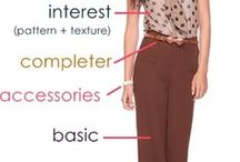 2013 Teacher Chic Outfit Ideas / Learning how to *Curate* my wardrobe! Let the editing and refining begin!! :-)