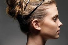2013 Updo with Headband