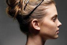2013 Updo with Headband