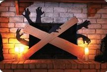 Halloween Decorating / by Nadia Hickerson