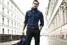 outfit inspiration for men / men's top fashion trends and accessories