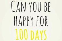 100 Happy Days / Gratitude