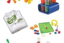 Science fun for kids / Science activities for the little ones - explore the world about you an HAVE FUN!