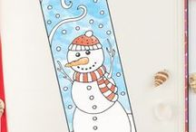 Love Winter activities for kids / Do you like winter crafts - have and tips for kids activities in winter or just general kids related wintry things? If you do, this board is for you :-)