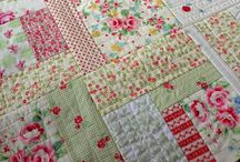 Quilt It / Large Quilts made from Fabric Piecing on a Sewing Machine.  / by Debbie Trotto