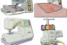 Machine Embroidery / Anything and Everything Machine Embroidery Related / by Debbie Trotto