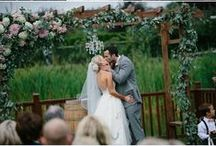 Wedding Inspiration / Wedding Couples, Venues, and Style
