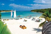 Antigua in the Carribean - my dream holiday / We are looking to go to Antigua for our dream holiday - taking the kids, and messing about on the beaches. This is where we would like to go, what we would like to do, and what we would like to see while we are in Antigua. Did I mention we love it?