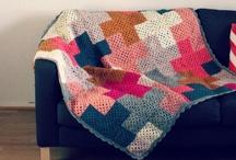 DIY crochet + knit + stitch + macrame